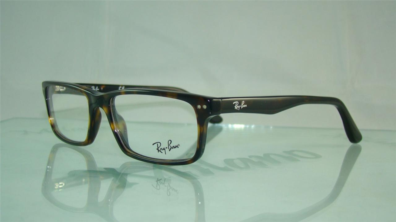 Ray Ban Glasses Frame Size : RAYBAN Ray Ban RB 5277 2012 TORTOISE Spectacle Glasses ...