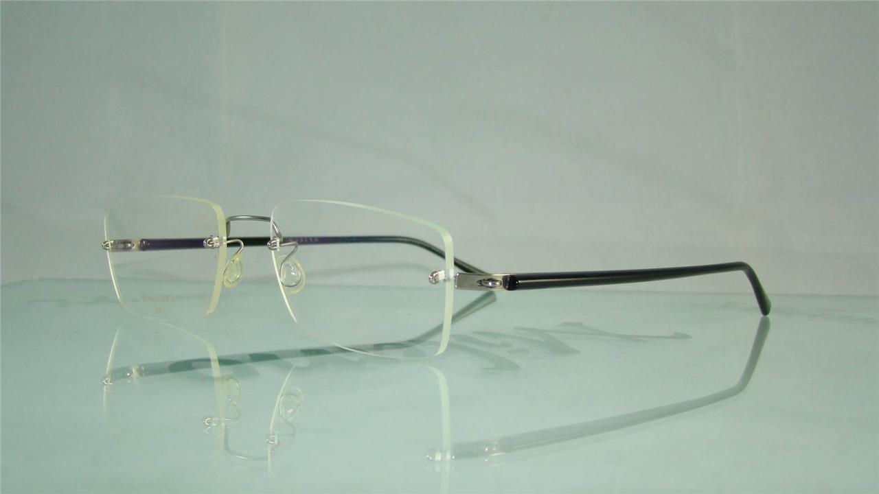 Glasses Frames Lindberg : LINDBERG SPIRIT TITANIUM 2057 K24 BLACK RIMLESS Glasses ...