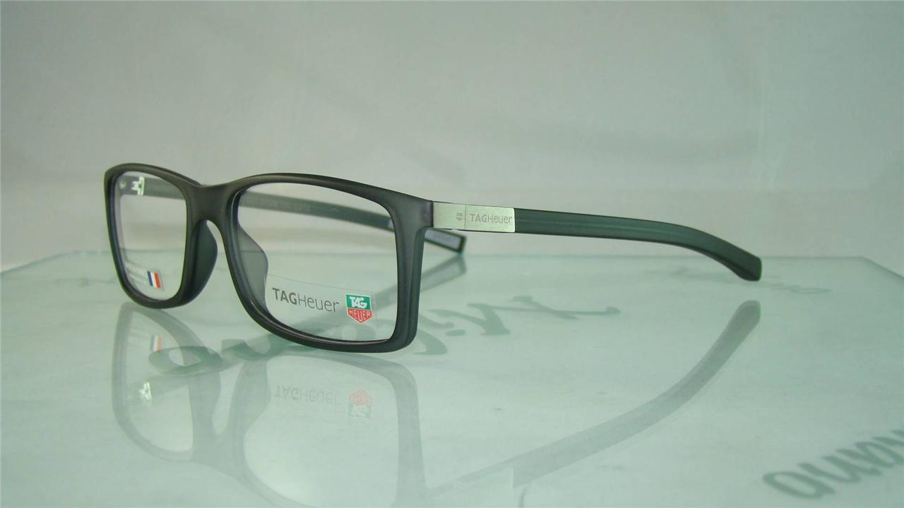 Tag Heuer TH 0511 007 Matte Grey SPORTS VISION Glasses ...