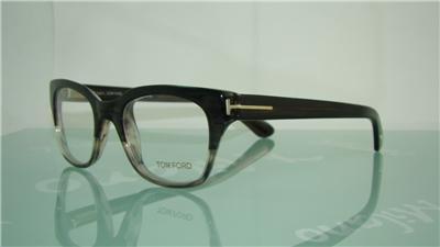 TOM FORD TF 5240 020 GREY + Orig Case Glasses Frames ...