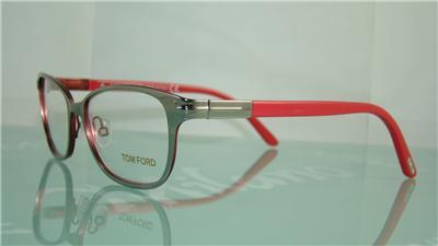 Glasses Frame Size 52 : TOM FORD TF 5282 014 LIGHT RUTHENIUM Glasses Frames ...