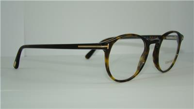 Glasses Frame Size 48 : TOM FORD TF 5294 052 Dark Havana Round Glasses Frames ...