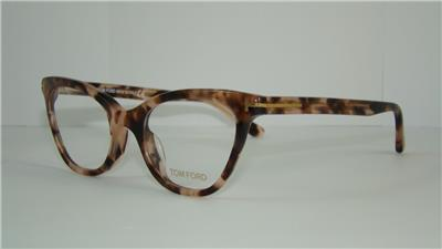 Tom Ford FT 4271 074 TORTOISE PINK CAT EYE Glasses Frames ...