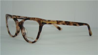 Tom Ford FT 4271 074 TORTOISE PINK CAT EYE Glasses Frames ...