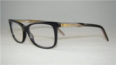 Gucci Eyeglass Frame 3643 : Ready Stock GUCCI GG 3643 0WM BLACK & GOLD Frames Glasses ...