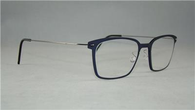 LINDBERG 6536 C14M P10 Matte Blue Unisex Glasses ...