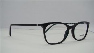 Glasses Frame Size 52 : CHANEL 3281 501 Black Glasses Eyeglasses Frames Size 52 eBay