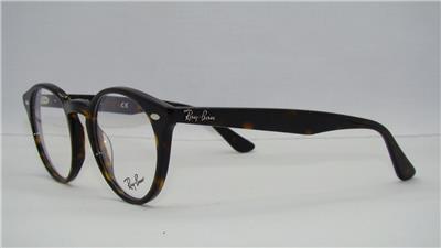 Glasses Frame Size 47 : Ray Ban RB 2180 V 2012 Tortoise + Orig Case Glasses ...