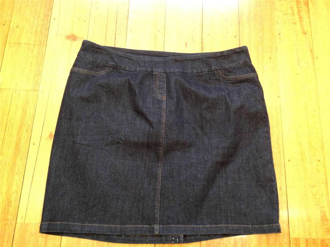 new carroll reed ex sears usa womens plus size 24 blue