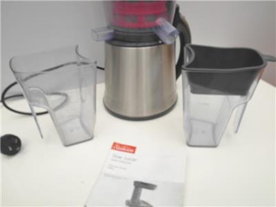 Sunbeam Cold Press Juicer Je9000 Review : SUNBEAM JE9000 Slow JUICER Huice EXTRACTOR Adelaide eBay