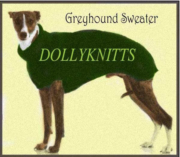 Greyhound Coat Knitting Pattern Free : Greyhound coat knitting pattern ebay