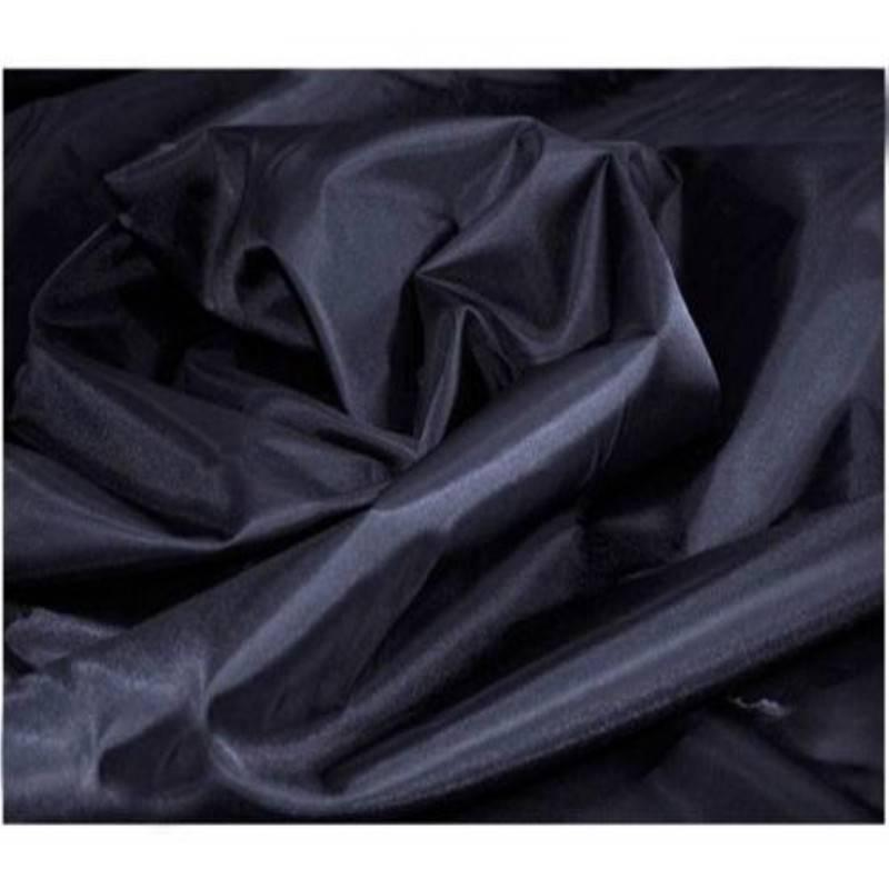 BLACK-4oz-PU-coated-nylon-waterproof-fabric-sold-by-the-metre-152cm-wide