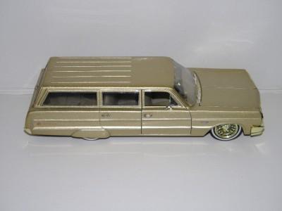 "Jada 1964 Chevy Impala Station Wagon Diecast Car 1 24 G Scale 8 1 4"" Length G2"