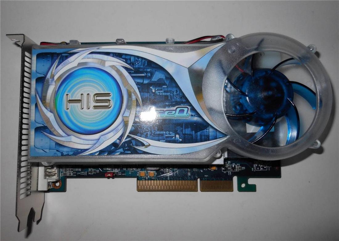 AMD/ATI driver for Radeon HD 4700 Series Windows 7 (64bit)