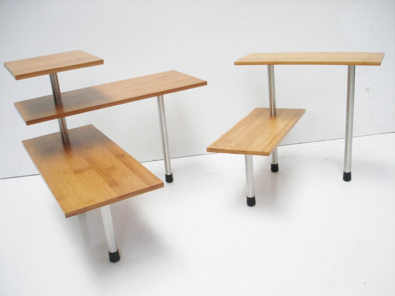Qauilty Bamboo Kitchen Storage Rack Shelf Free Standing Ebay