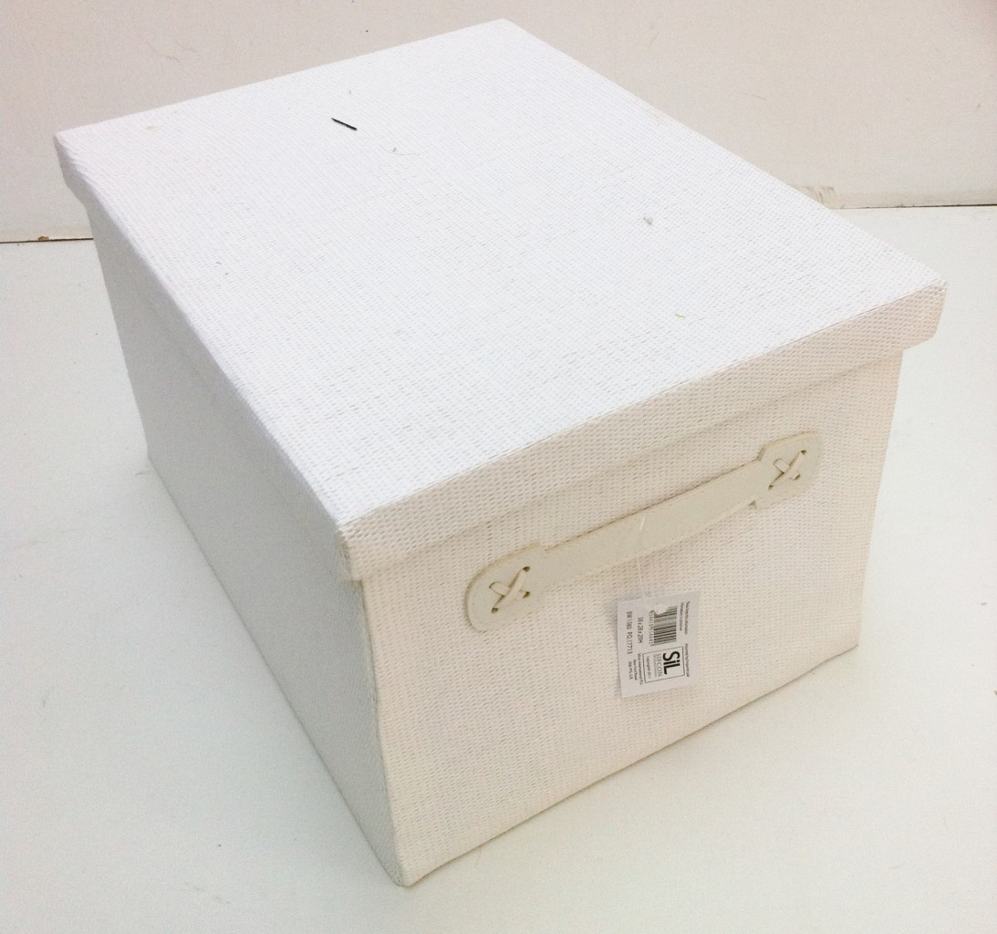 Innovative The Materials Needed For This Are As Simple As Can Be A White Storage Box And Electrical Tape  Just Try To Imagine This In Your Own Office I Think This Pattern Would Be Great For A Grownup Office, A Kids Room, A Dorm It Can Really Live Just