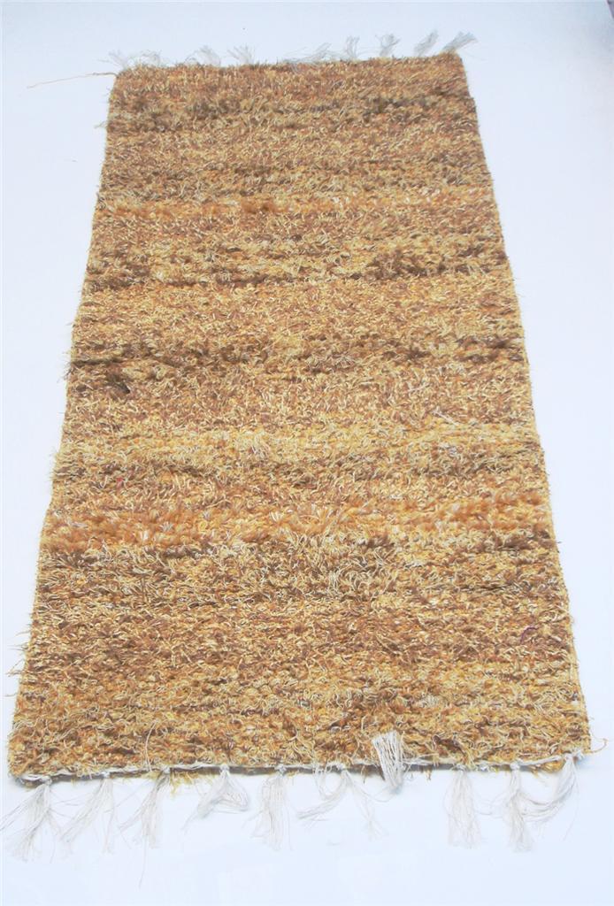 Natural Cotton Colourfull Bedroom Bathroom Kitchen Spanish Rag Rug Runners Ebay