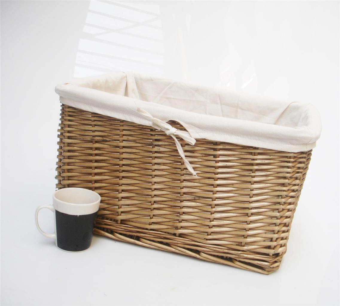 Huge Large Big Deep Wider Wicker Storage Kitchen Toy Log Hamper Laundry Basket Ebay