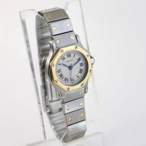 钢&黄金自动女士手表 300