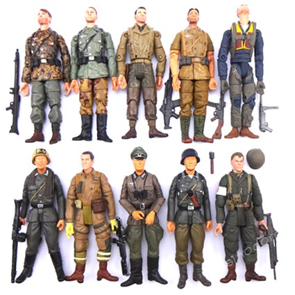 21st Century Toys 1:18 The Ultimate Soldier WWII RIFLEMAN ...