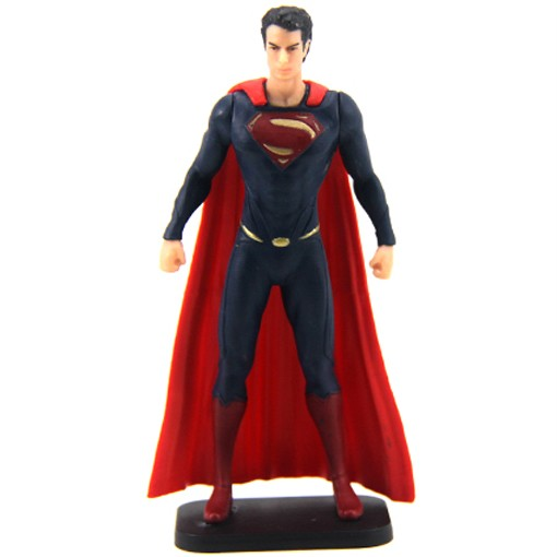 DC-COMICS-SuperMan-Best-Buy-Exclusive-Animated-Direct-man-of-steel-Figures-Y53