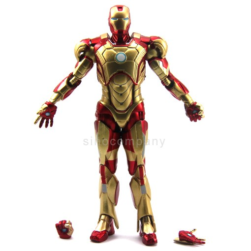 MARVEL-IRON-MAN-3-MARK-42-Legends-Select-7-Inches-Figure-Children-Gifts-FY89