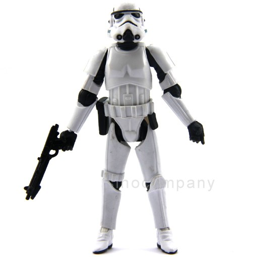 Star-Wars-2005-STORMTROOPER-Revenge-Of-The-Sith-ROTS-3-75-Figure-Rare-SK89