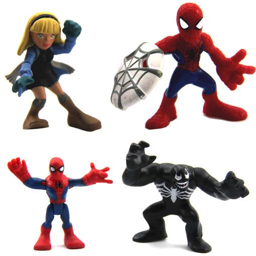 The-Amazing-Spider-Man-Marvel-Super-Hero-Squad-2012-MARY-JANE-Venom-Figure-N217