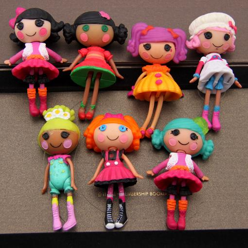 Lot-7-Mini-Lalaloopsy-Doll-3-Mango-Tiki-Wiki-M246