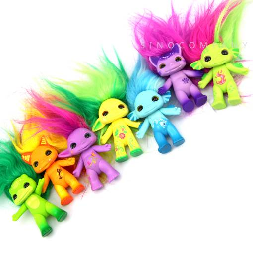 LOT-7-Moose-THE-ZELFS-SPELLINDA-LILD-Mermaid-BUTTERSHY-ELFA-6-5CM-DOLLS-AK94
