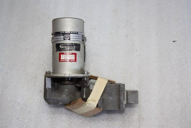 Valve motor actuated whittaker controls hydraulic 18 30 for Hydraulic motor control valve