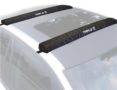 how to use soft roof rack for sup