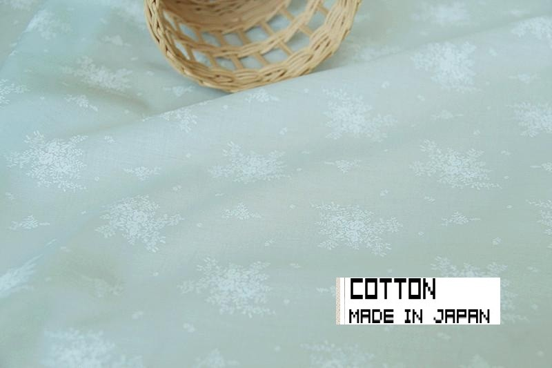 Shabby Chic Lace Flower Pastel Pink Mint Green Cotton Fabric Toy Doll Making FQ