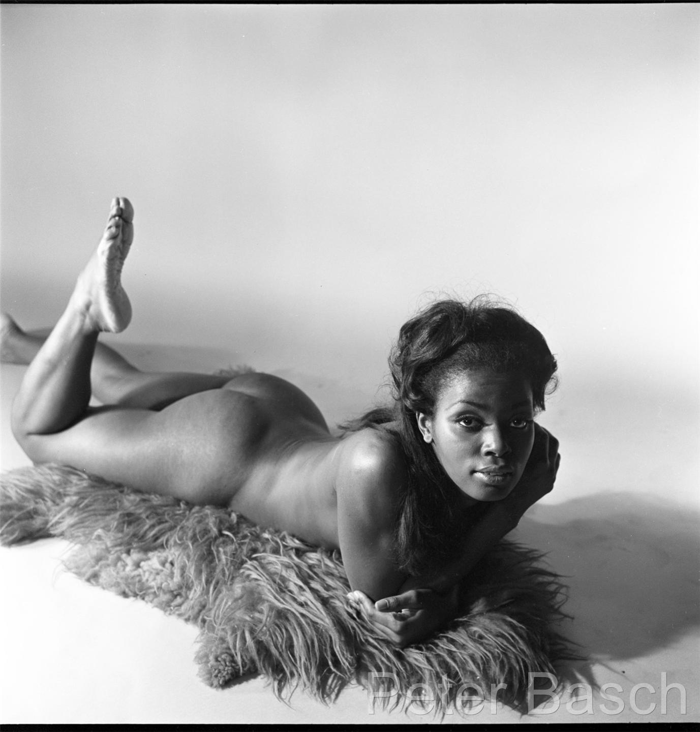 black Miss america nude