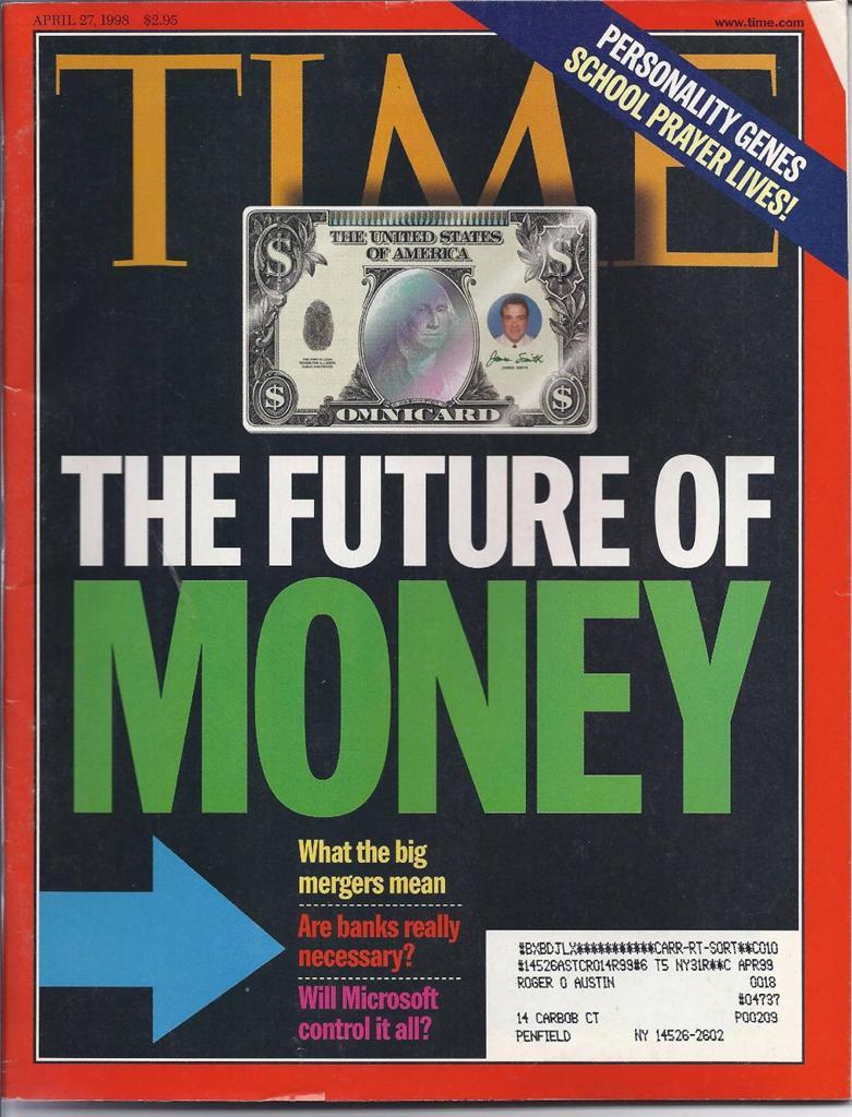 TIME MAGAZINE April 27, 1987 U2 - Rock's Hottest Ticket