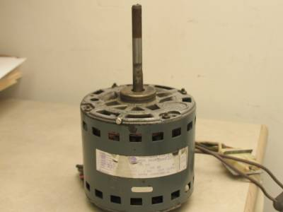 Ge Motors 5kcp39mg F333 Furnace Blower Motor 1 2 Hp 1075