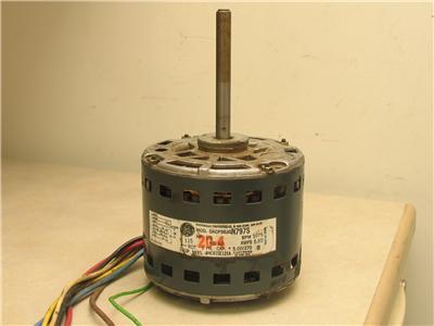 Ge motors 5kcp39jgn797s furnace blower motor 1 3hp 1075rpm for General electric blower motors