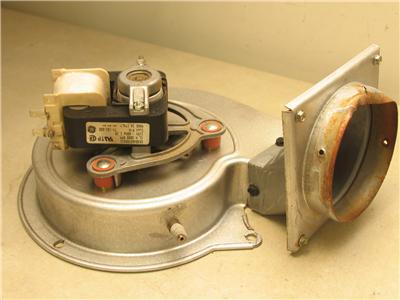 Goodman b4059001 draft inducer blower motor assembly 77 for Lennox inducer motor assembly