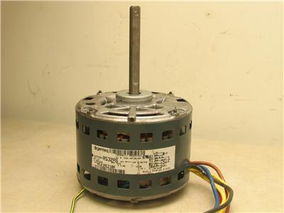 Genteq ge blower motor 5kcp39fgr532as 1 4hp 1075rpm 208 for Blower motor capacitor symptoms