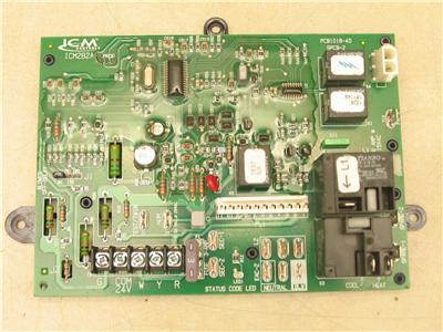carrier icm icm282a furnace control circuit board ebay American Standard Furnace Circuit Board Thermostat Circuit Board Of