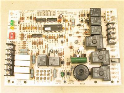 rheem ruud weather king 62 24320 02 furnace circuit board 1095 101 ebay