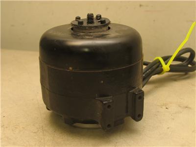 Morrill Motors Spb16em1 Unit Bearing Fan Motor 115v 16w