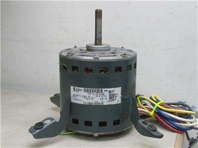 Ge motors 5kcp39pgv115bs furnace blower motor 3 4hp 115v for Ge furnace blower motor