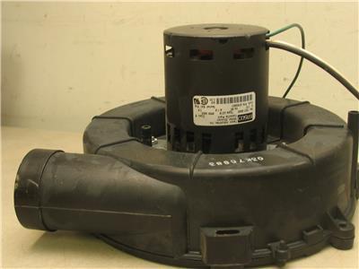 Fasco 7021 9450 draft inducer blower motor assembly for Fasco blower motor 7021
