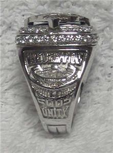 2009 New York Yankees World Series Championship Ring