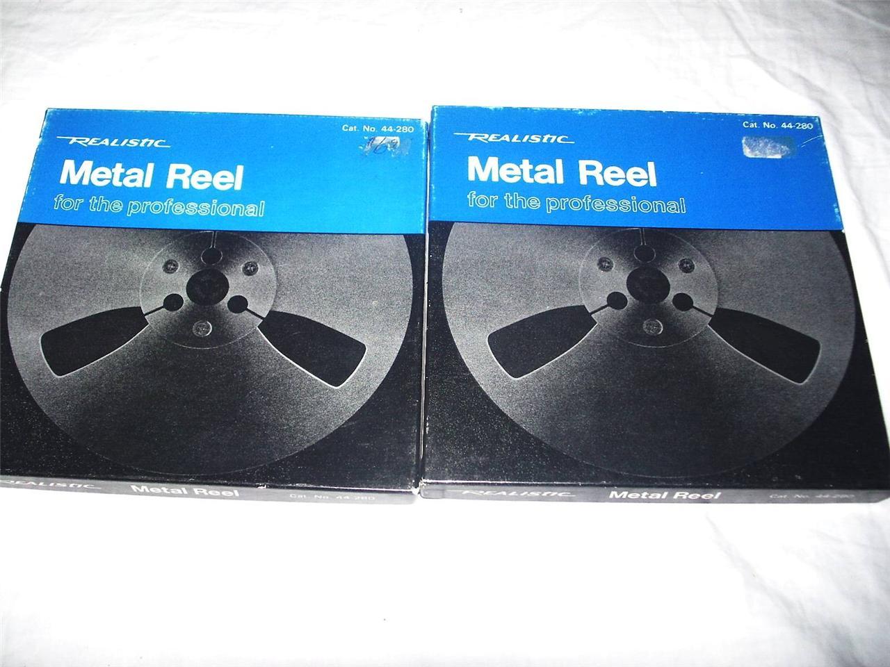 7 reel to reel player