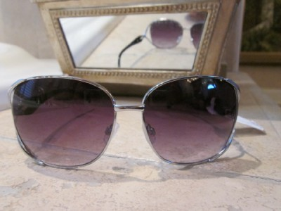 oversized black aviator sunglasses  simpson  sunglasses