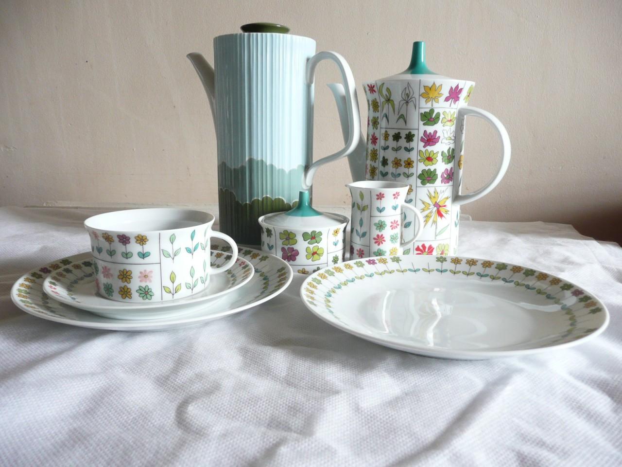 rosenthal studio line ivan rabuzin coffee pot