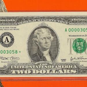 General: US Paper Money