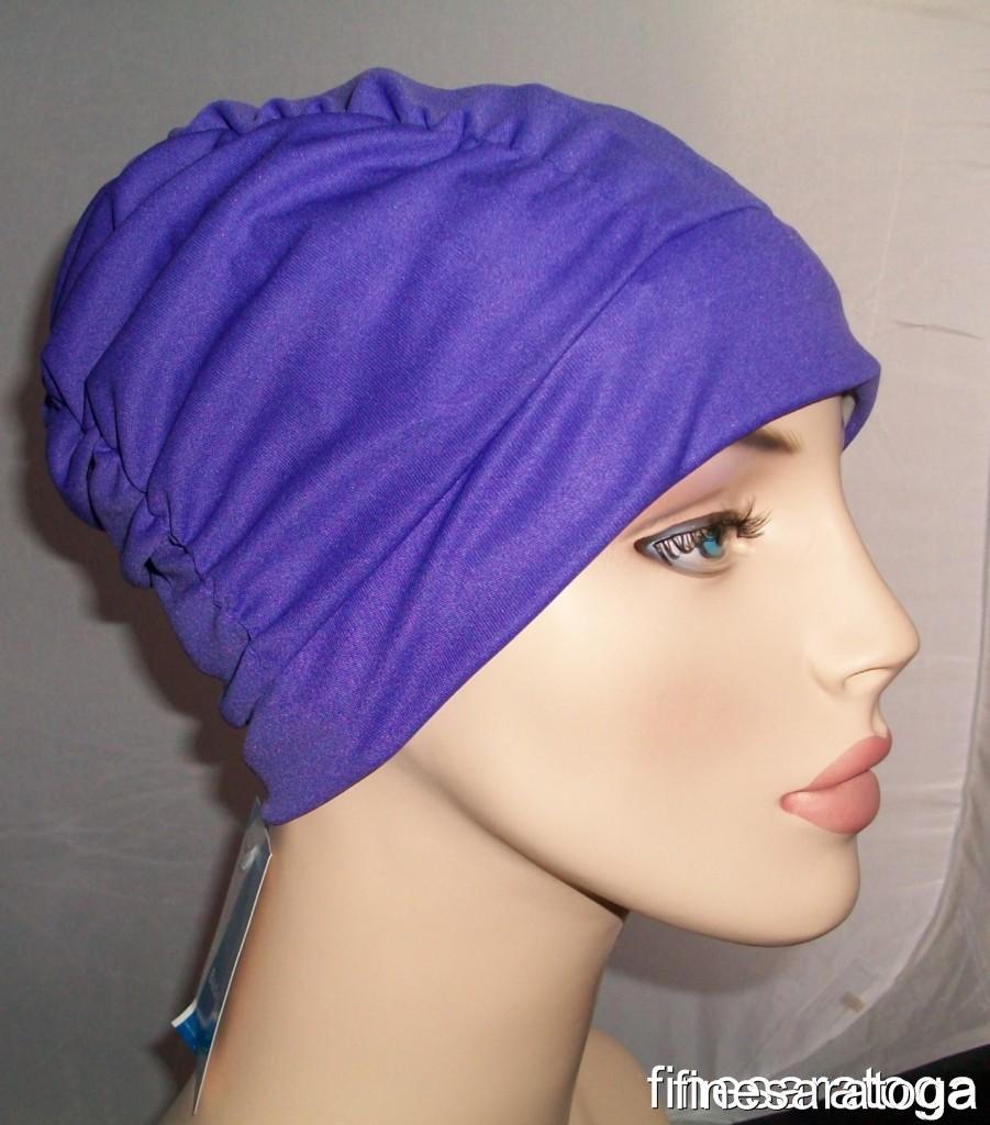 Ladies-Swimming-Hat-Swim-Cap-Turban-Elasticated-3401-2